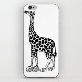 GiraffOlf iPhone Skin