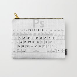 Photoshop Keyboard Shortcuts Carry-All Pouch