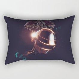 Daft Rectangular Pillow
