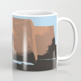 St Francis de Asis Take Two Coffee Mug