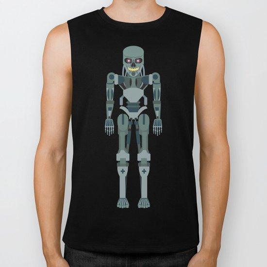 Terminator Vector Biker Tank