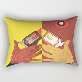 room the strokes fire 2021 Rectangular Pillow