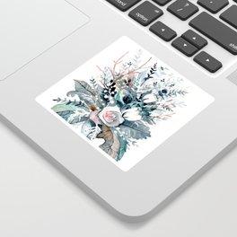 Frostflowers Sticker