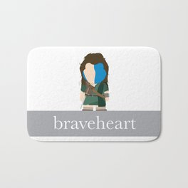 Braveheart Bath Mat