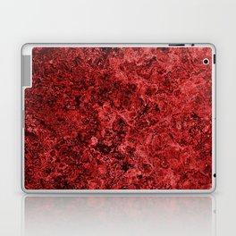 Lava And Blood Laptop & iPad Skin