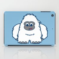 yeti iPad Cases featuring YETI by iwantdesigns