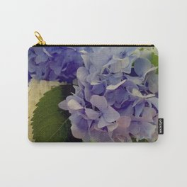 Hydrangea Bouquet Carry-All Pouch