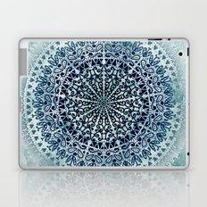 BLUE ICELAND MANDALA Laptop & iPad Skin