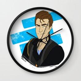 RHYS - COMPANY MAN Wall Clock