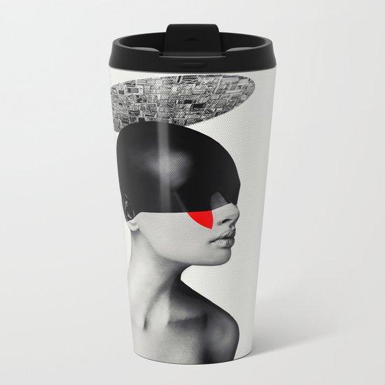 O. Metal Travel Mug