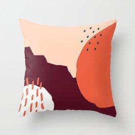 Coit Pattern 66b Throw Pillow