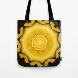 Flutter Pattern Tote Bag
