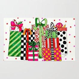 Presents! Rug