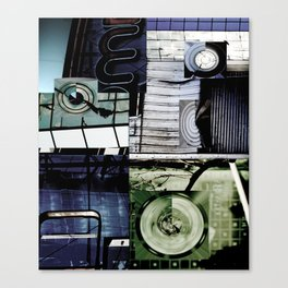 The Luscious and the Painterly Canvas Print