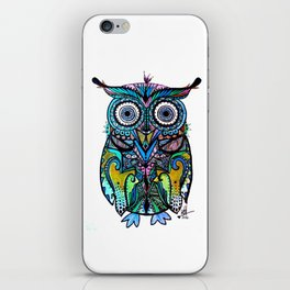 A Hoot That Ms. Mel iPhone Skin