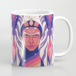 """Ahsoka"" by Berlin Michelle Coffee Mug"