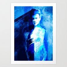 Contempt Art Print