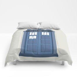 Doors, Tardis Comforters