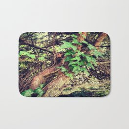 Tangle of Gnarly Branches & Ivy Bath Mat