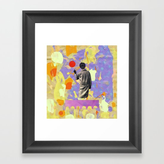 you're doing it wrong Framed Art Print