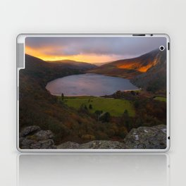 Ireland - Lough Tay (RR 254) Laptop & iPad Skin