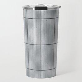 Steel Metal Tile Travel Mug