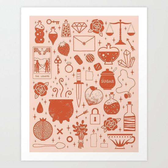 Love Potion: Valentine by camillechew