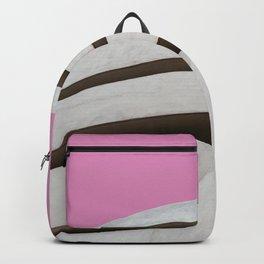 Guggenheim Museum of modern art in New York Backpack