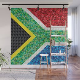 South Africa Wall Mural