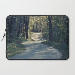 The love trail Laptop Sleeve