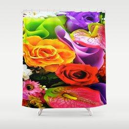 ornate decorate Shower Curtain