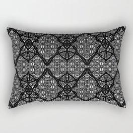 Сhain armor  Faberge Rectangular Pillow
