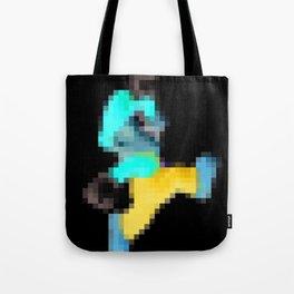 Super Mario Pixel Poster Tote Bag