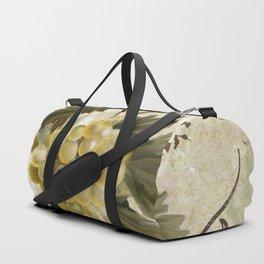 Tuscan Table Blanc Duffle Bag