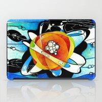 big bang iPad Cases featuring Big Bang by Raluca Mitarca