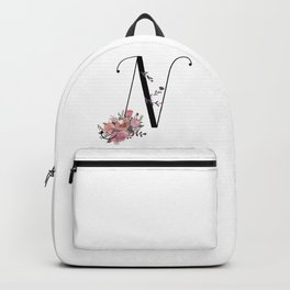 Modern Calligrapy Backpack