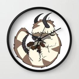 Sleeping Appa Wall Clock