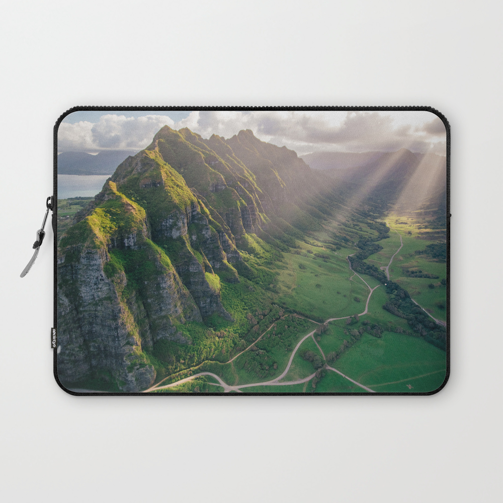 Jurassic Park Rays Laptop Sleeve LSV8563781
