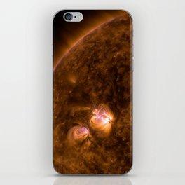 Solar Flares, Sept. 4, 2017 iPhone Skin