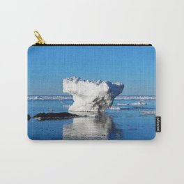 Iceberg in the Shallows Carry-All Pouch
