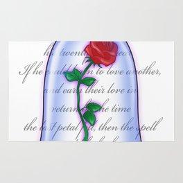 Enchanted Rose Rug