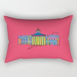 National gallery Rectangular Pillow