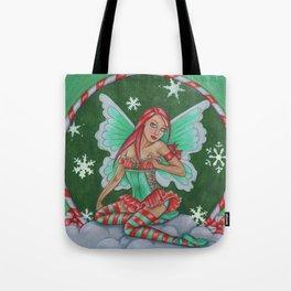 Christmas Fairy 2017 Tote Bag