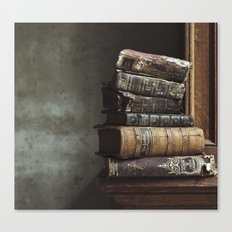Manor B Canvas Print