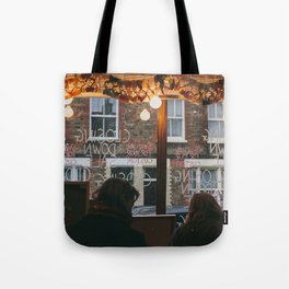 Shop on Columbia Road Tote Bag