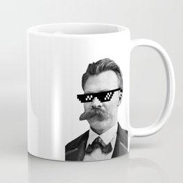 Thug Nietzsche Coffee Mug