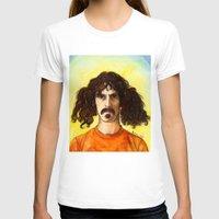 zappa T-shirts featuring Frank Zappa by IamDeirdre