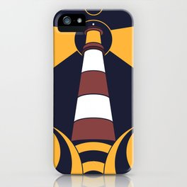Come Home Lighthouse iPhone Case