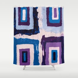 Magical doorways Shower Curtain