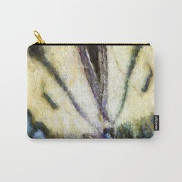 Butterfly Wings Abstract Carry-All Pouch